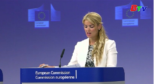EU triển khai các biện pháp nhằm bảo vệ thương mại với Iran