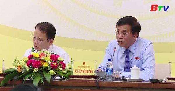 Tăng tính đối thoại, tranh luận tại kỳ họp Quốc hội