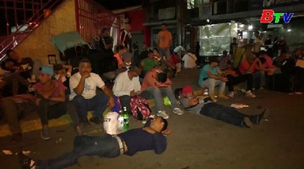 Venezuela đóng cửa biên giới sẵn sàng cho bầu cử tổng thống