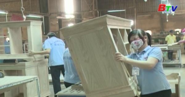 Ngành chế biến gỗ dẫn đầu kim ngạch xuất khẩu