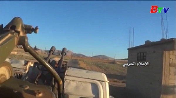 Quân đội Lebanon xóa sổ 12 thành trì của IS