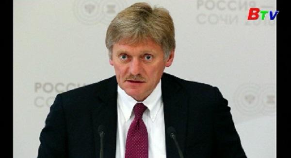 Nga hy vọng cải thiện quan hệ với Mỹ