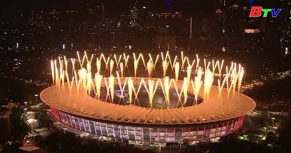 Lễ khai mạc Đại hội thể thao Châu Á 2018