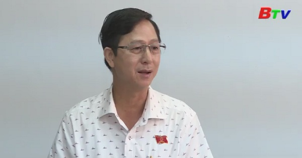 Ban pháp chế - HĐND tỉnh làm việc với BHXH tỉnh Bình Dương