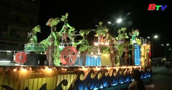 Cuba: Tưng bừng lễ hội khép lại mùa hè