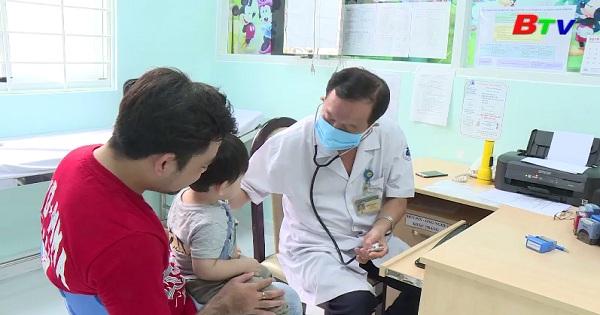 Lợi ích tiêm ngừa vắc - xin cho trẻ
