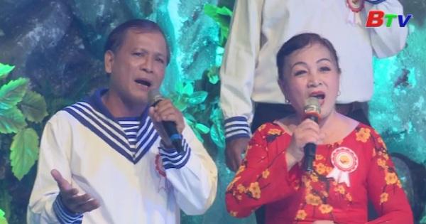 Khai mạc Liên hoan Tiếng hát Người Cao tuổi Truyền hình Bình Dương XV - Năm 2017