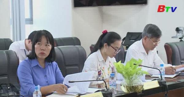 Hội nghị lấy ý kiến Dự thảo luật Giáo dục (Sửa đổi) và luật sửa đổi, bổ sung một số điều của Luật Giáo dục