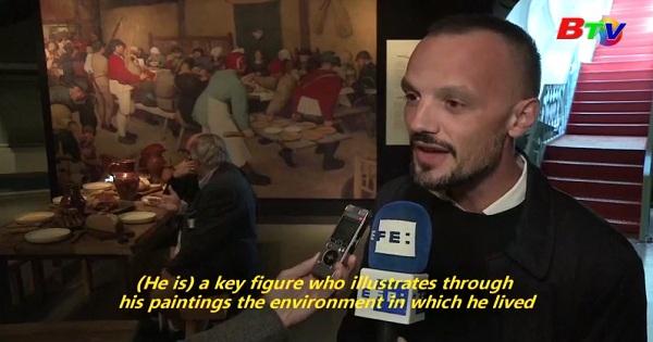 Khám phá thế giới hội họa của Pieter Bruegel tại Bỉ