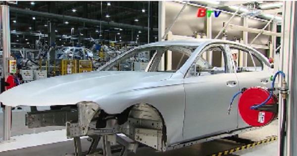 Sớm gia hạn nộp thuế tiêu thụ đặc biệt đối với ô tô nội địa