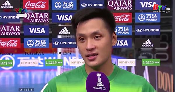 Hồ Văn Ý - Chốt chặn số một của đội tuyển futsal Việt Nam