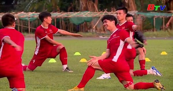 Bảng A - AFF Cup 2018 : Trước trận Myama - Việt Nam