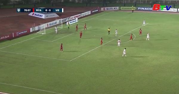 Bảng A - AFF Cup 2018 :  Myama 0-0 Việt Nam