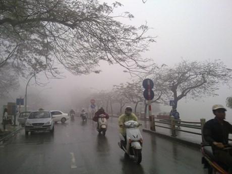 Bắc Bộ chuyển rét, Trung Bộ có mưa to