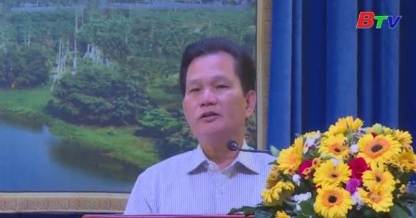 Hội nghị tuyên truyền chuyên đề về chính sách xã hội
