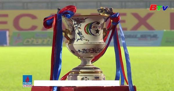 Khởi tranh Giải bóng đá quốc tế truyền hình Bình Dương lần thứ XIX - Cúp Number 1