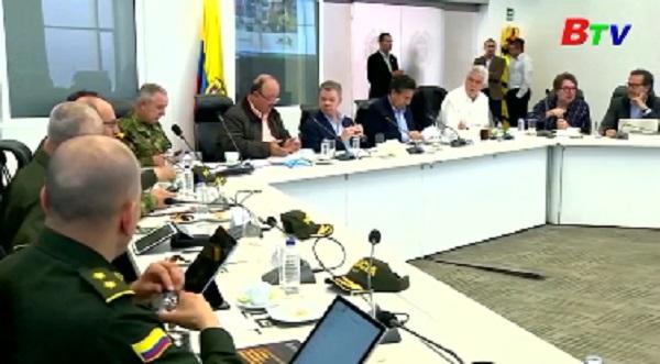 Chính phủ Colombia xem xét khả năng nối lại đàm phán với ELN