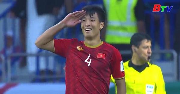 Đội tuyển Việt Nam giành quyền vào tứ kết Asian Cup 2019