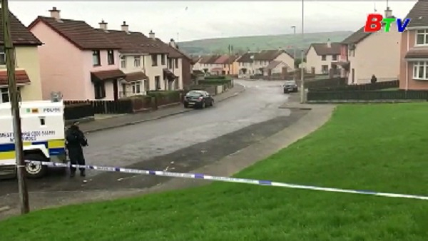 Bắc Ireland tiếp tục báo động an ninh do nghi ngờ có thiết bị nổ