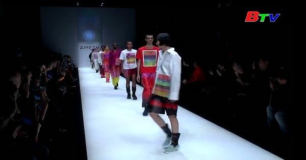 Nhà thiết kế thời trang Sri Lanka tại Mercedes Benz Fashion  Week