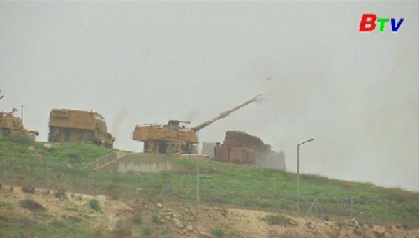bThổ Nhĩ Kỳ đe dọa Syria nếu ủng hộ quân sự cho lực lượng người Kurd