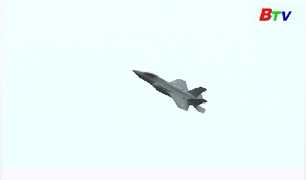 Nhật Bản xem xét mua thêm máy bay tiêm kích F-35A