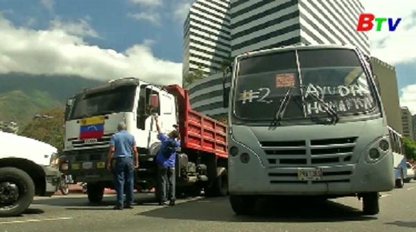 Venezuela chính thức đóng cửa biên giới với Brazil