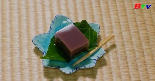 Trình diễn Wagashi - Hành trình từ người thợ làm bánh đến nghệ sĩ ẩm thực