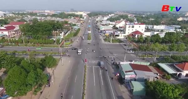 Bến Cát - Đô thị hoàn thành nhiệm vụ xây dựng nông thôn mới