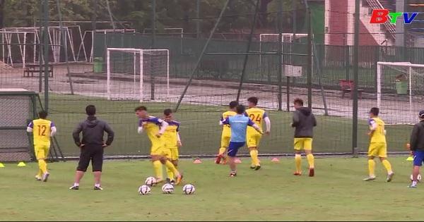 Vòng loại U23 Châu Á 2020 - Trước trận U23 Việt Nam - U23 Brunei