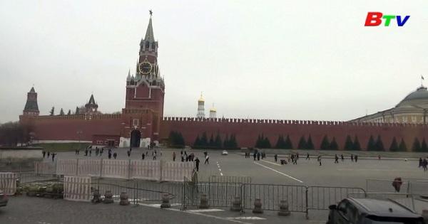 Du lịch Nga bị ảnh hưởng do Covid-19