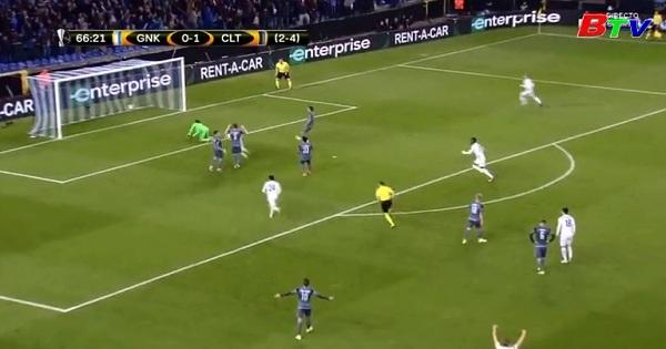 Tứ kết lượt về UEFA Europa League  - Genk 1-1 Celta Vigo