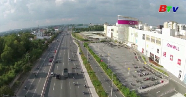Đô thị Thuận An hôm nay