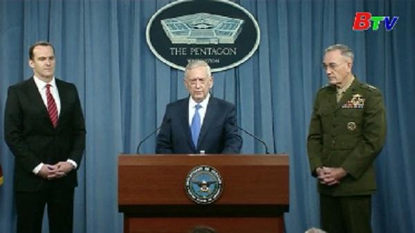 Liên quân chống IS điều chỉnh chiến thuật