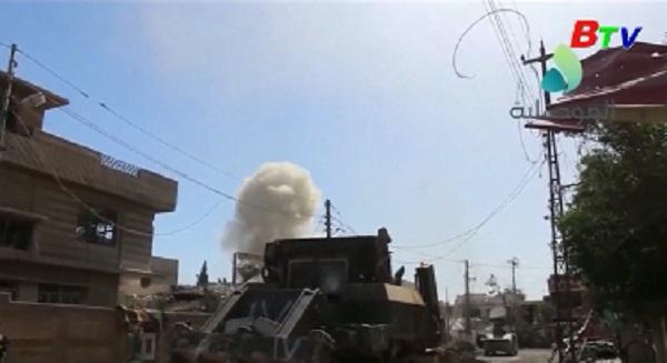 Đánh bom liên tiếp ở Baghdad gây thương vong lớn