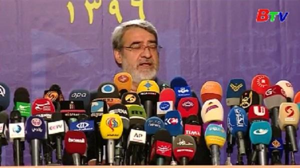 Tổng thống H.Rouhani giành chiến thắng áp đảo