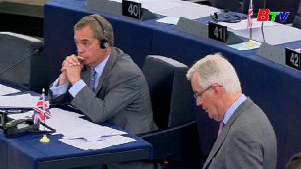 Anh tuyên bố sẵn sàng rời EU mà không có thỏa thuận