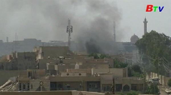 Thêm nhiều ngôi làng phía Tây Mosul thoát khỏi kiểm soát của IS