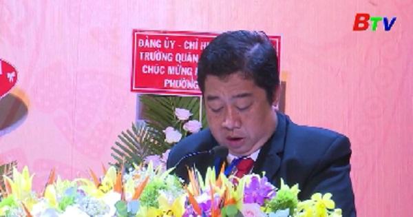 Đảng bộ phường Lái Thiêu đại hội nhiệm kỳ 2020-2025