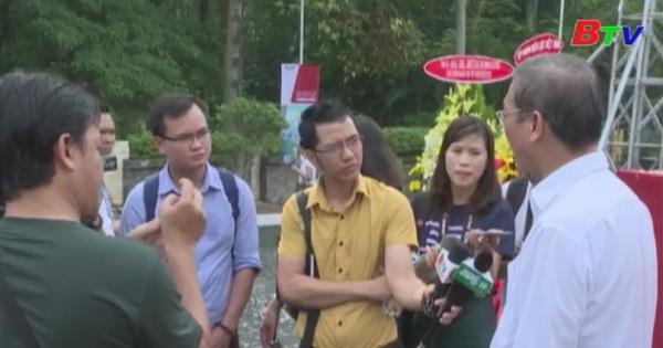 Báo chí Việt Nam đồng hành cùng lịch sử dân tộc