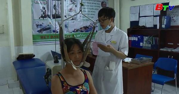 Điều trị đau đốt sống cổ không cần phẫu thuật