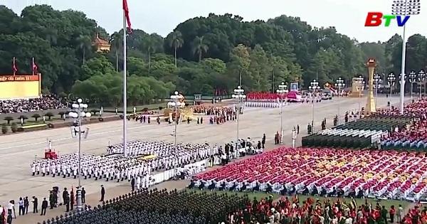 72 năm cách mạng mùa thu tháng 8