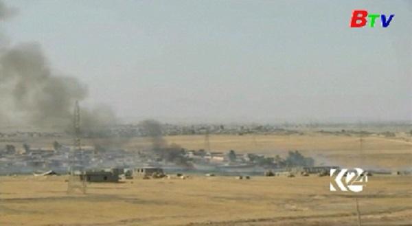 Lực lượng Iraq giành nhiều lợi thế tại Tal Afar