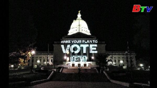 Cuộc chiến giành ghế tại Hạ viện Mỹ quy mô nhất trong một thập kỷ qua
