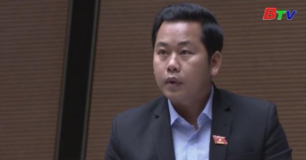 Quốc Hội thảo luận Dự án Luật Bảo vệ bí mật Nhà nước