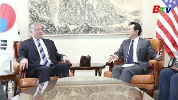 Hàn Quốc, Mỹ thành lập nhóm công tác chung về vấn đề Triều Tiên
