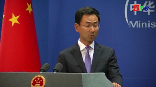 Trung Quốc đáp lại chỉ trích của Mỹ liên quan đến sách Trắng