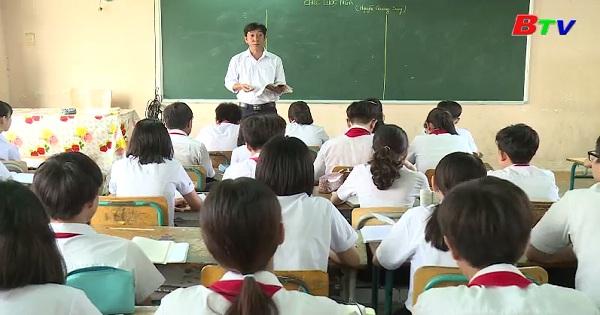 Tấm gương người thầy giáo tiêu biểu