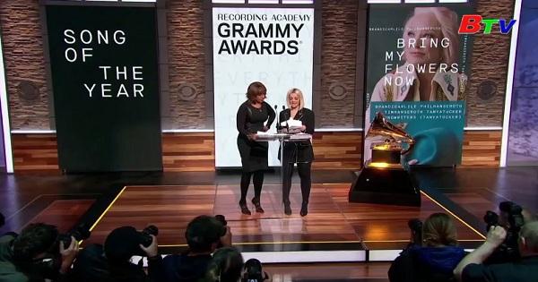 Chính thức công bố đề cử Giải Grammy 2020