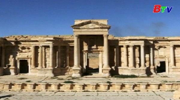 HĐBA LHQ lên án hành động phá hủy di sản văn hóa tại Syria